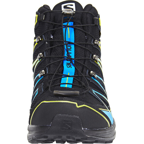 Salomon X-Chase Mid GTX - Chaussures Homme - gris